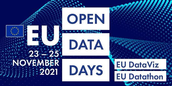 Cartel de los EU Open Data Days